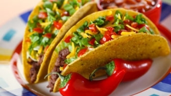 Taco recipes for the kids for Cuisine culture