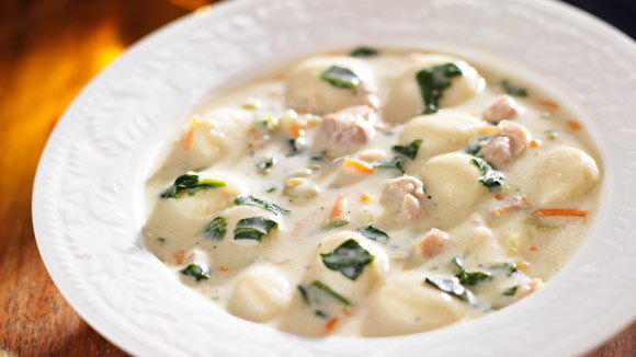 Pics Photos - Olive Garden Chicken And Gnocchi Soup Copycat This ...