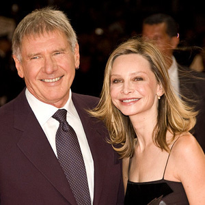 Calista Flockhart couple