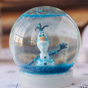 47 amazing diy frozen party ideas grandparents frozen crafts snow globe solutioingenieria