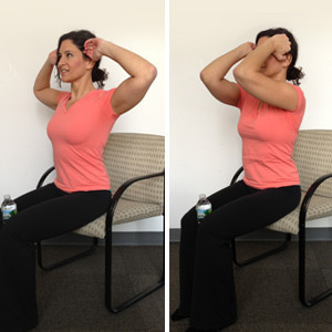 8 Easy Exercises You Can Do Sitting Down Grandparents Com